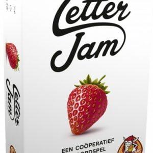 Bordspel Letter Jam