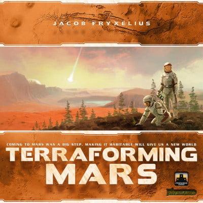 Bordspel Terraforming Mars