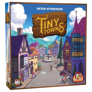 Bordspel Tiny Towns
