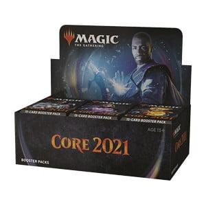 Boosterbox Core 2021