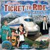 Ticket to Ride: Japan / Italie Uitbreiding