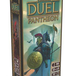 Kaartspel 7 Wonders Duel Pantheon