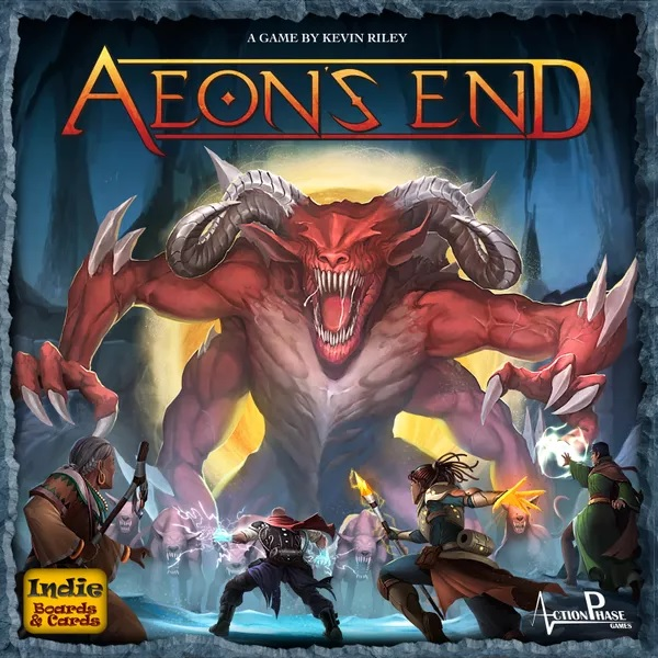 Bordspel Aeon's End