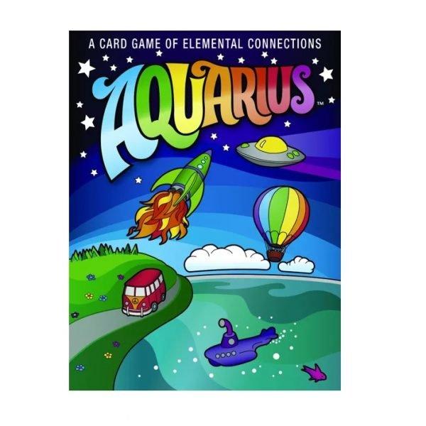 Kaartspel Aquarius