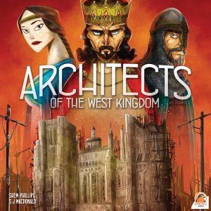 Bordspel Architects of the West Kingdom