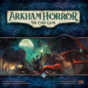 Kaartspel Arkham Horror