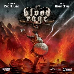 Bordspel Blood Rage