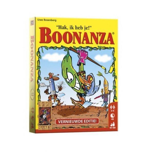 Kaartspel Boonanza