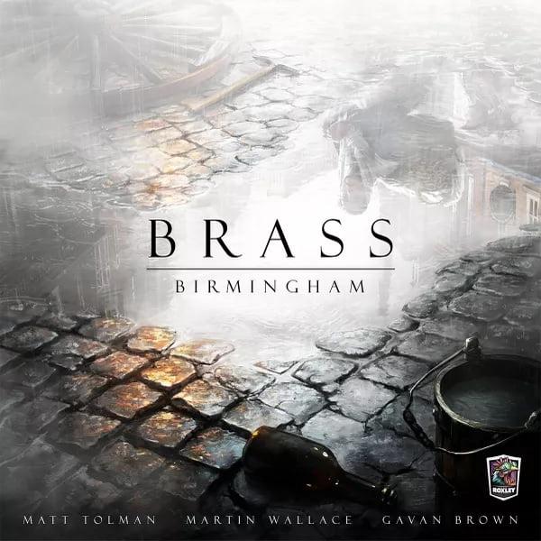 Bordspel Brass birmingham