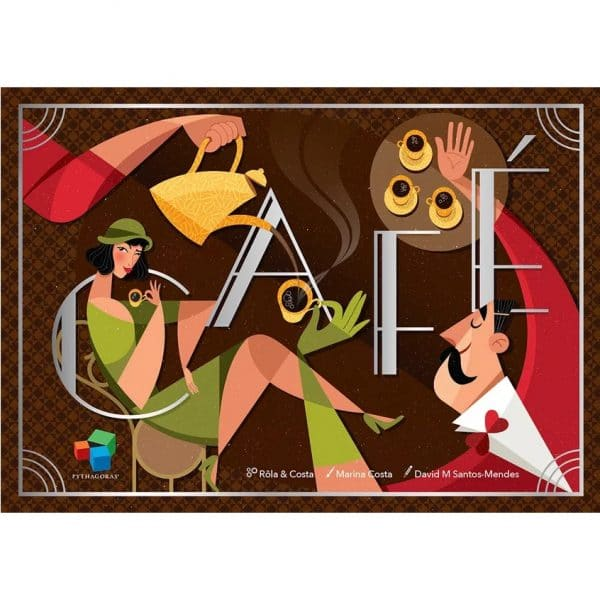 Kaartspel Cafe