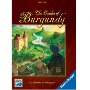 Bordspel Castle of Burgundy