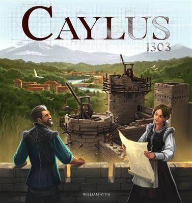 Bordspel Caylus 1303