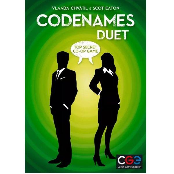 Kaartspel Codenames Duet