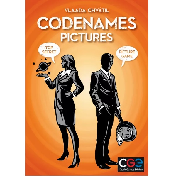 Kaartspel Codenames Pictures