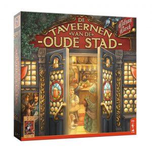 Bordspel De Taveernen van de Oude Stad