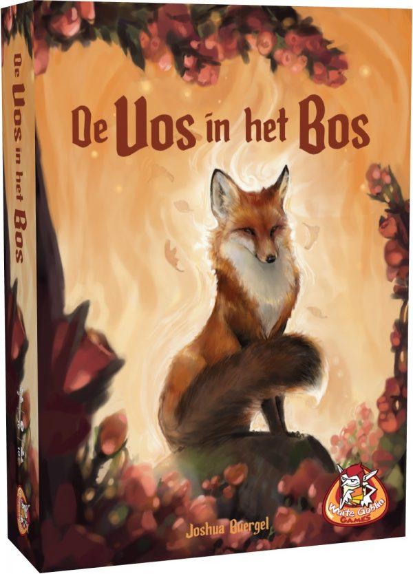 Kaartspel De Vos in het Bos
