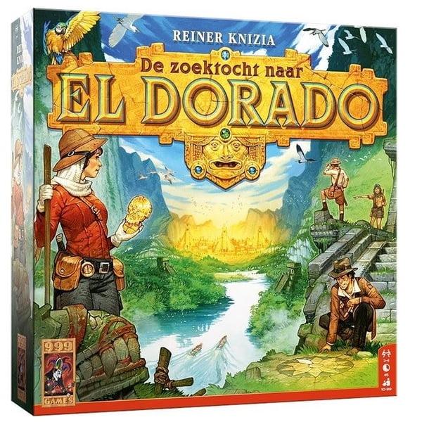 Bordspel De zoektocht naar El Dorado