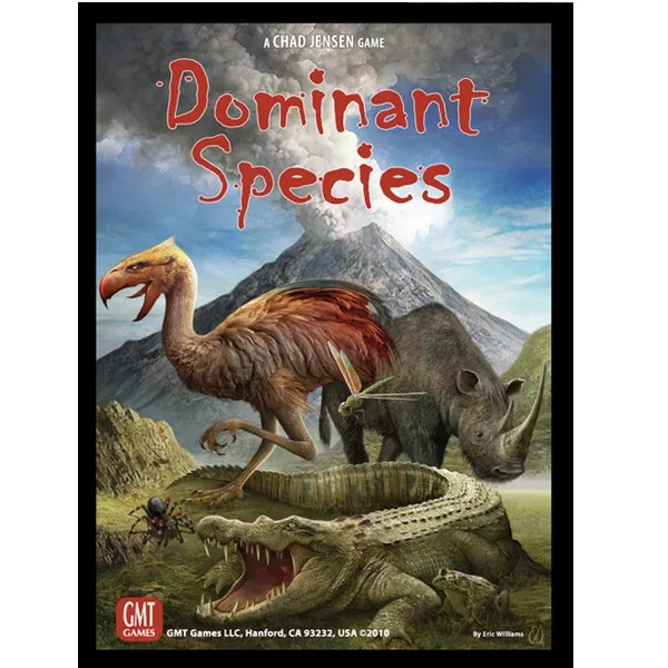 Bordspel Dominant Species