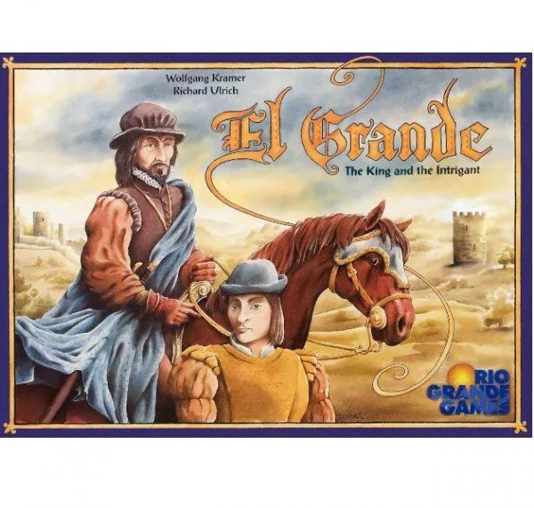 Bordspel El Grande