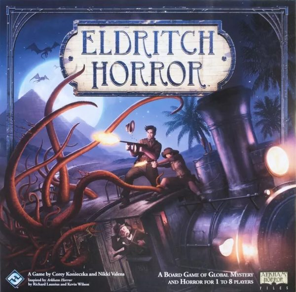 Bordspel Eldritch Horror