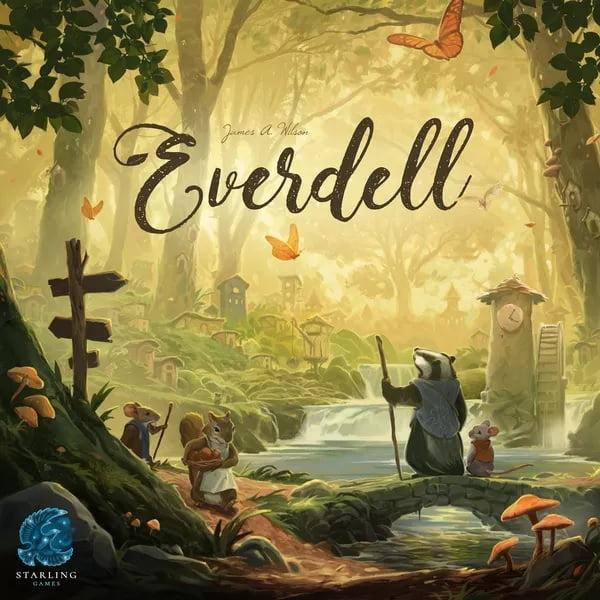 Bordspel Everdell