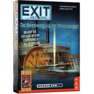 Exit - De Beroving op de Missisippi