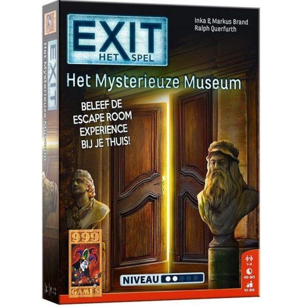 Exit- Het Mysterieuze Museum