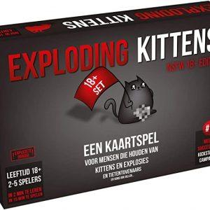Kaartspel Exploding Kittens NSFW