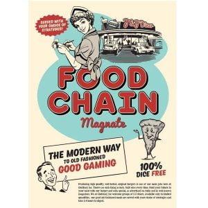 Bordspel Foodchain Magnete