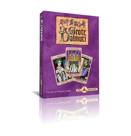 Kaartspel Grote Dalmuti
