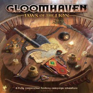 Bordspel Jaws of the Lion