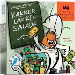 Kaartspel Kakkerlakken Salade