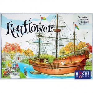 Bordspel Keyflower
