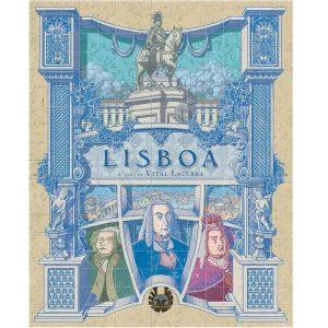 Bordspel Lisboa