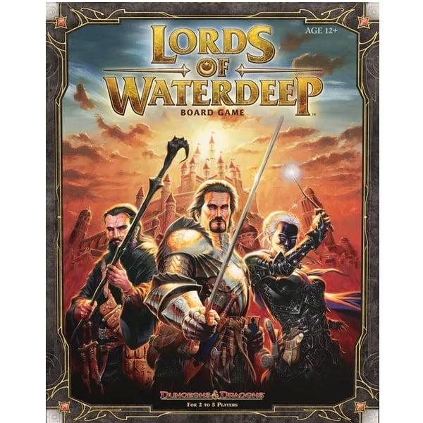 Bordspel Lords of Waterdeep