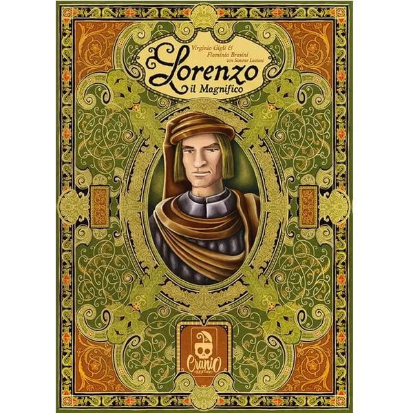 Bordspel Lorenzo il Magnifico