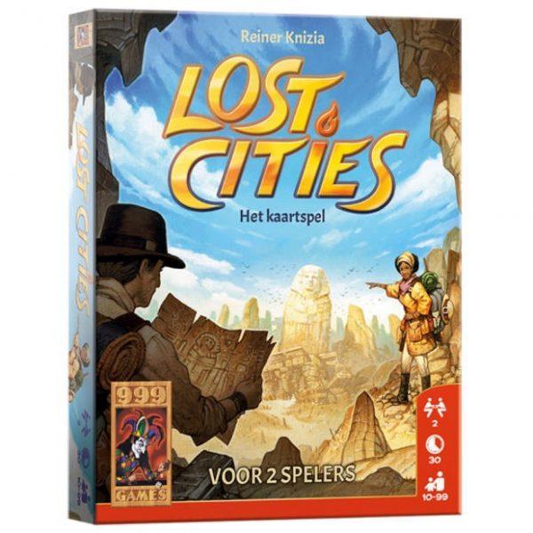 Kaartspel Lost Cities