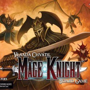 Bordspel Mage Knight