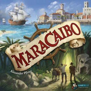 Bordspel Maracaibo