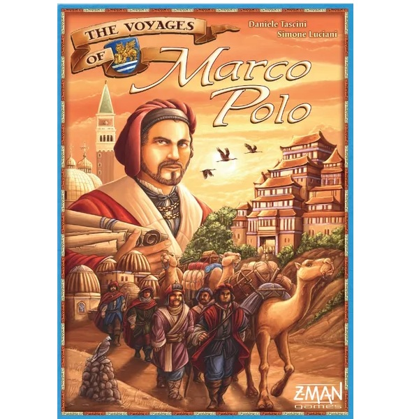 Bordspel Marco Polo