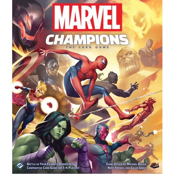 Bordspel Marvel Champions