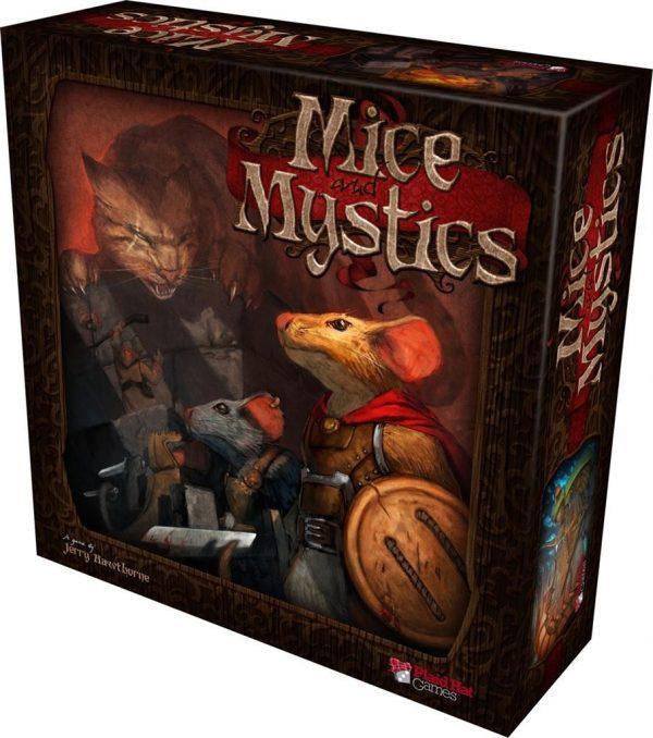 Bordspel Mice & Mystics
