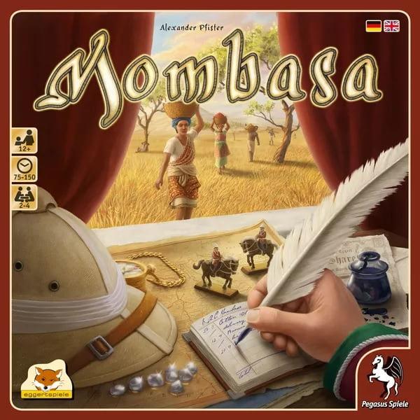 Bordspel Mombasa