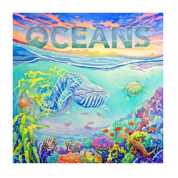 Bordspel Oceans