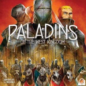 Bordspel Paladins of the West Kingdom