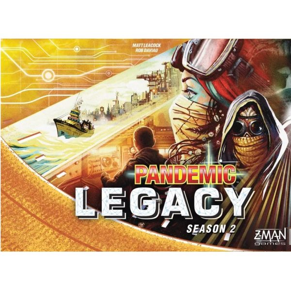 Bordspel Pandemic Legacy Season 2