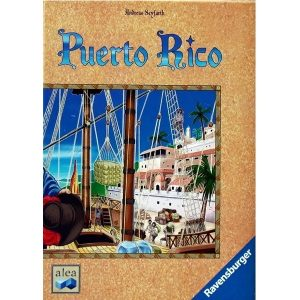 Bordspel Puerto Rico