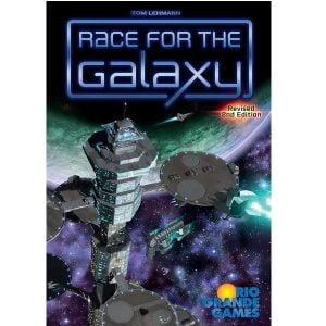 Kaartspel Race for the Galaxy
