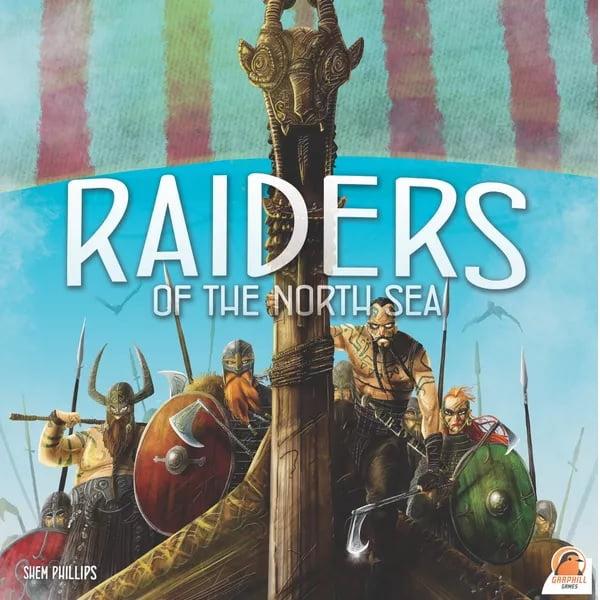 Bordspel Raiders of the North Sea