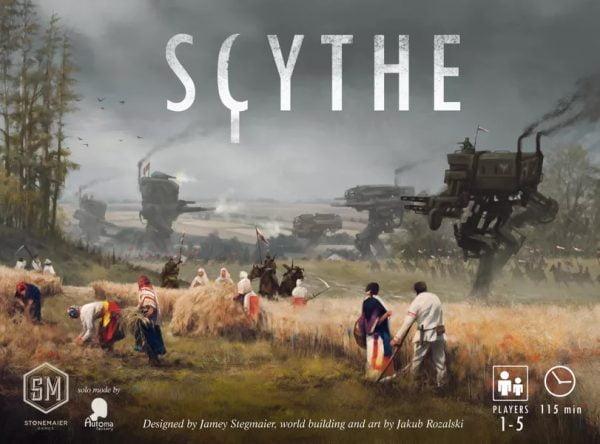 Bordspel Scythe
